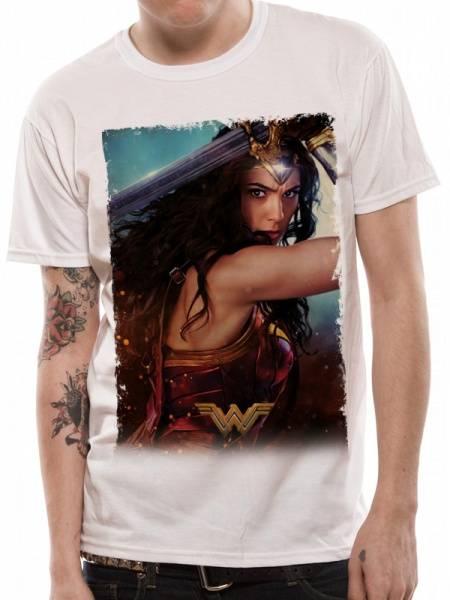 Bilde av Wonder Woman tee