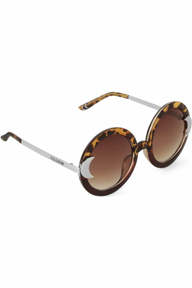 Lunar Doll Sunglasses [TORTOISESHELL]
