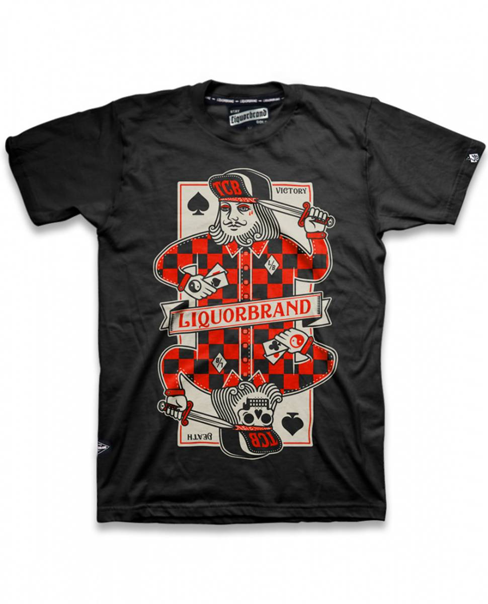 VICTORY OR DEATH TEE