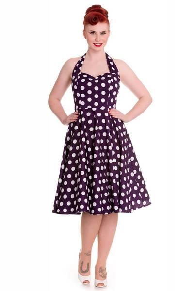 Bilde av Polka Dots Mariam Dress