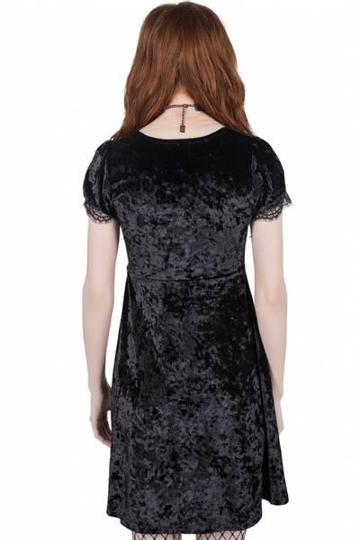 Bilde av Kiss Of Death Skater Dress