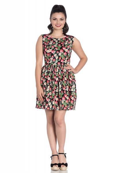 Bilde av Strawberry Sundae Dress