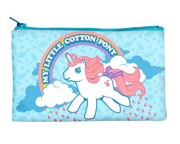 Bilde av My Little Cotton Pony Tampon