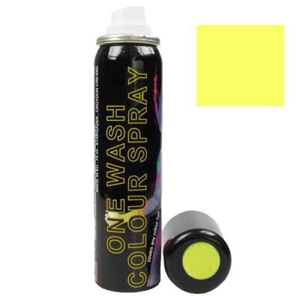 Bilde av Colour Hair Spray Yellow