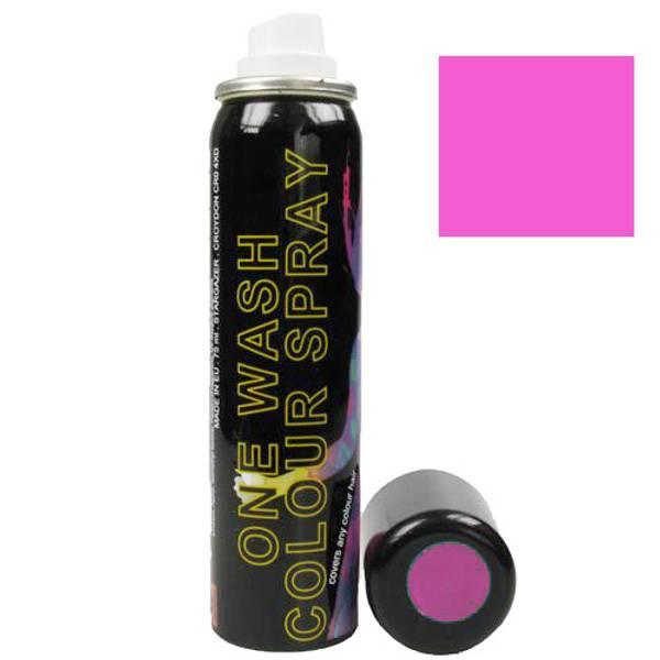 Bilde av Colour Hair Spray Uv Pink