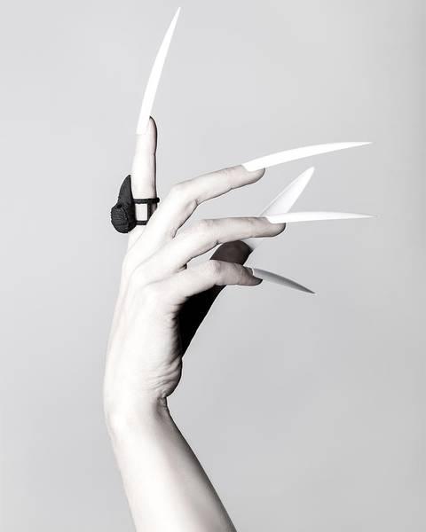 Bilde av Plague Doctor Ring in Black