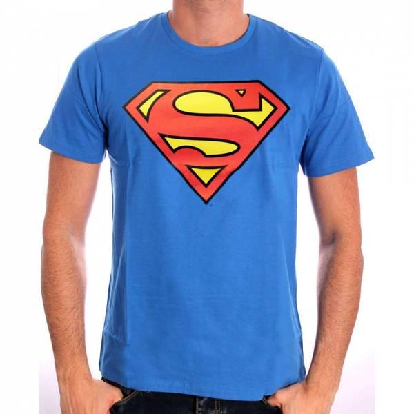 Bilde av Superman Logo Tee
