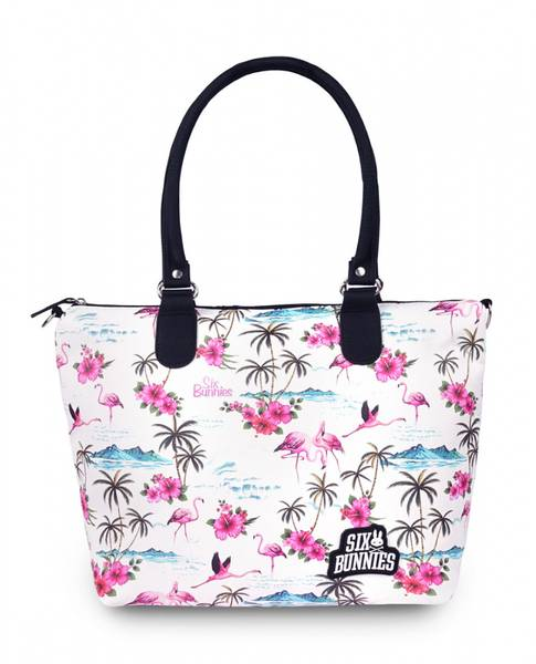 Bilde av Diaper Bag Flamingo