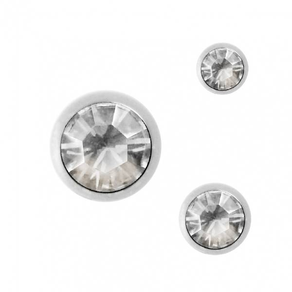 Bilde av 1,2mm Jeweled ball crystal