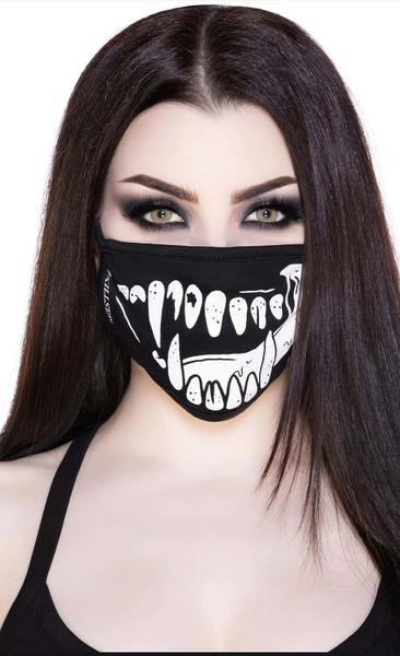 Bilde av Demon Face Mask