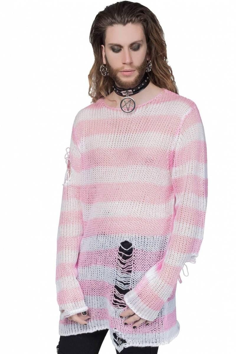 Marshmallow Knit Sweater