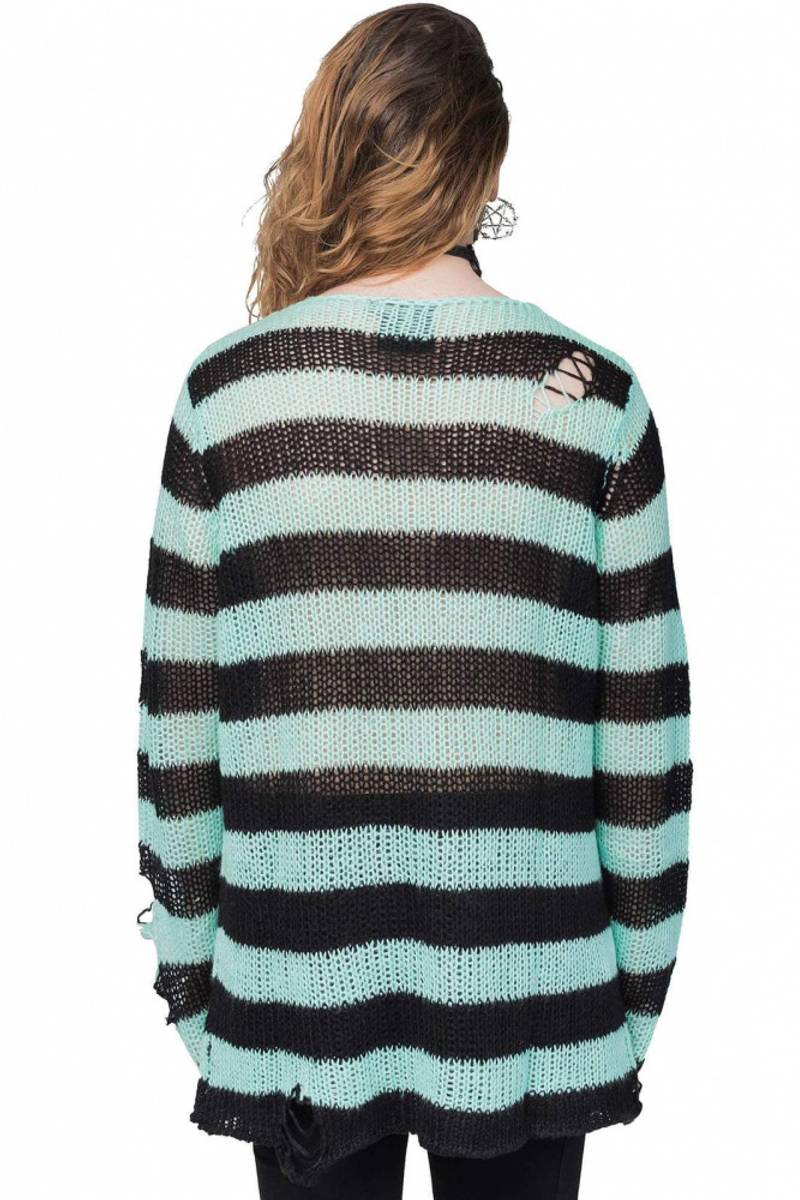 After Eight Knit Sweater
