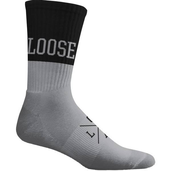 Bilde av Loose Rider Socks Invert Gray