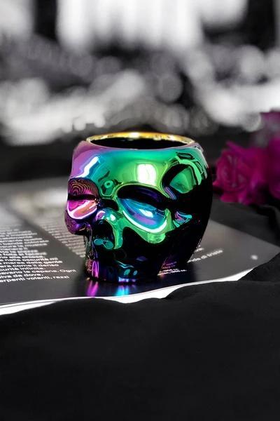 Bilde av Skull Mug [BLACK AURA]