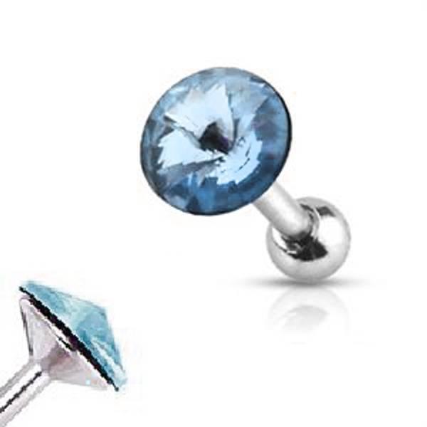 Bilde av Jeweled Barbell Blue