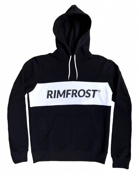 Bilde av Rimfrost panel box hoodie