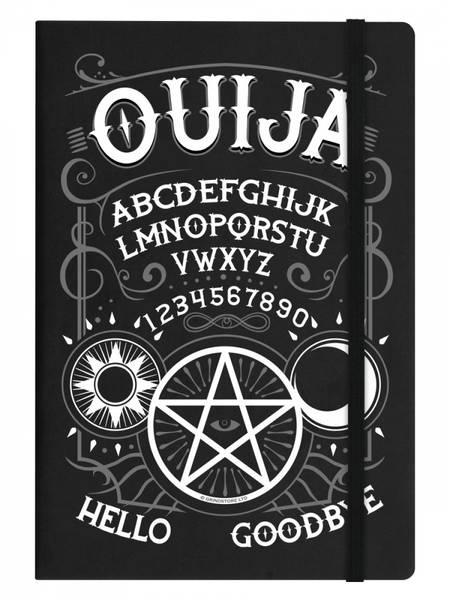 Bilde av Ouija Spirit Board Black A5