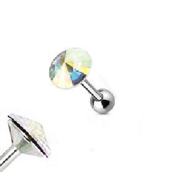 Bilde av Jeweled Barbell Big Ab