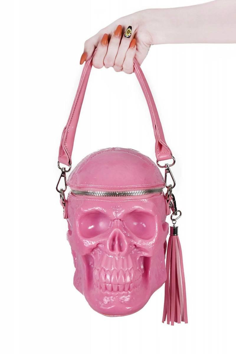 Grave Digger Handbag [BUBBLEGUM]