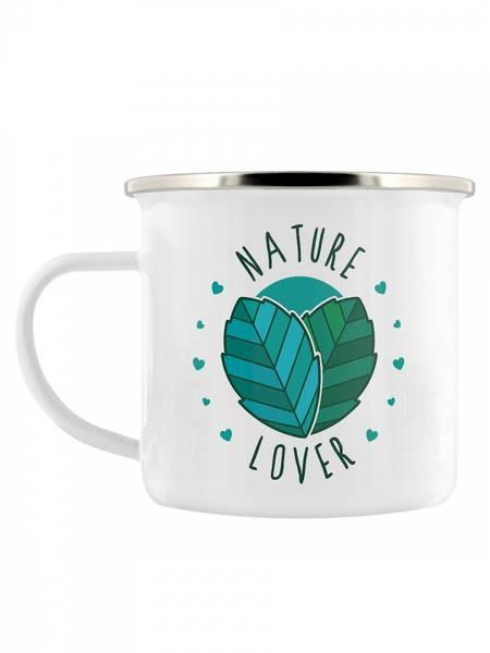 Bilde av Nature Lover Enamel Mug