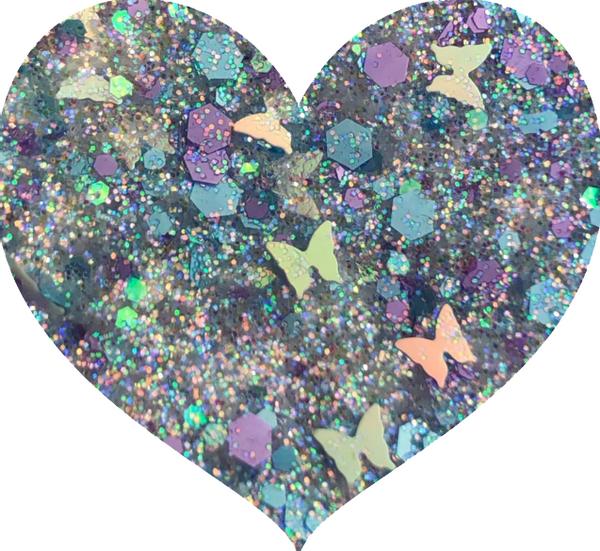 Bilde av Pressed Glitter Mariposa