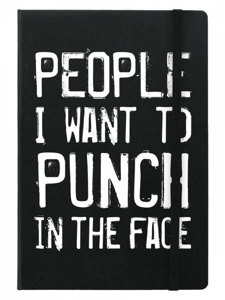 Bilde av People I Want To Punch In The
