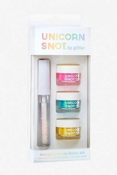Bilde av Unicorn Snot Glitter Lip Kit