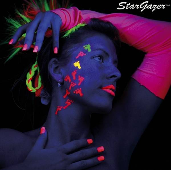 Bilde av Neon Body Paint White