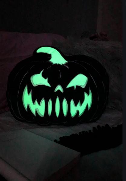 Bilde av Pumpkin Cushion [GLOW]