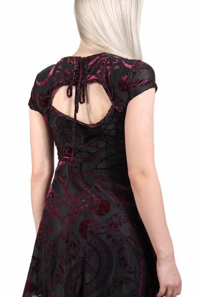 Bilde av Baroque Velvet Dress