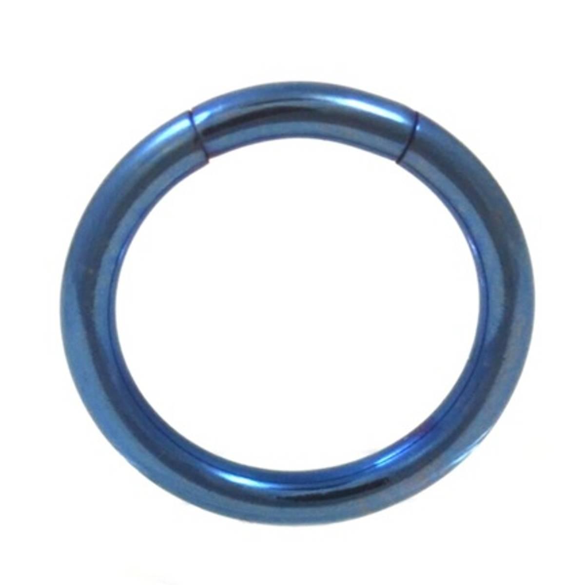 Segment Rings Blue
