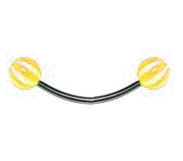 Bilde av 1,2mm Beach Ball Yellow