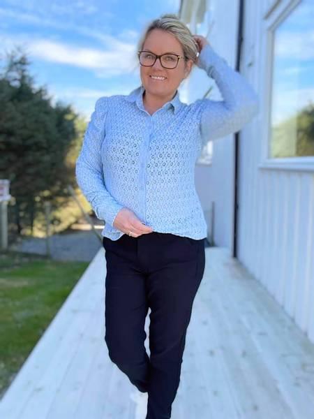 Bilde av Milady shirt Blå