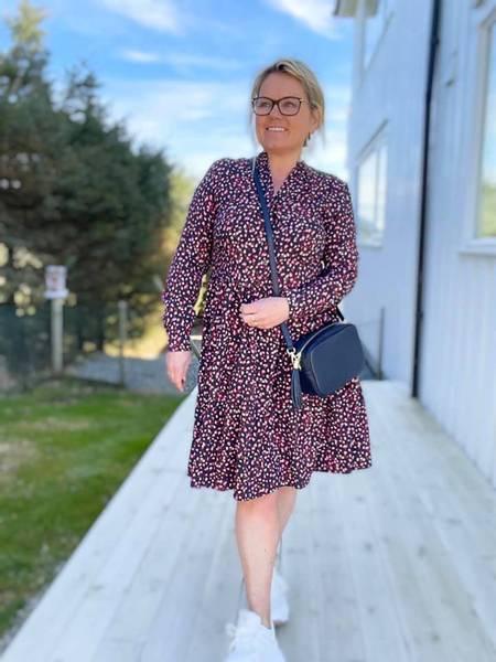 Bilde av Adney dress sort