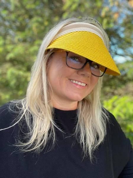 Bilde av Solskjerm gul
