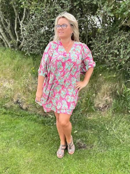 Bilde av Rose Skull dress