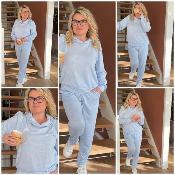 Bilde av Livana pants blå