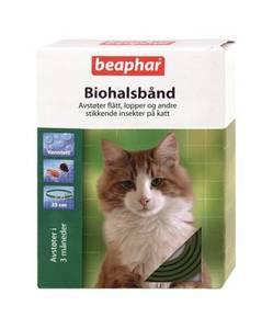 Bilde av Bio Halsbånd Katt