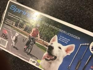 Bilde av Springer Dog Jogger til Sykkel