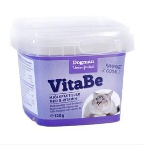 Bilde av VitaBe Melkepastiller 120g
