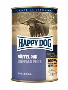 Bilde av Happy Dog, Boksemat, 100% Bøffel, 400g