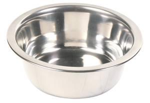 Bilde av Hundeskål i rustfritt stål, Trixie,0,45L