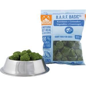 Bilde av MUSH Barf Basic Grønnsaker 800g