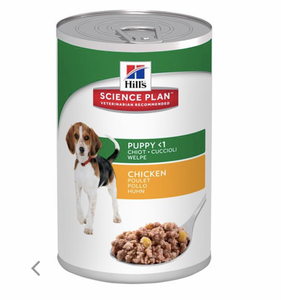 Bilde av Science Plan Puppy Chicken