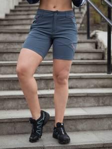 Bilde av Oslo ST shorts blågrå