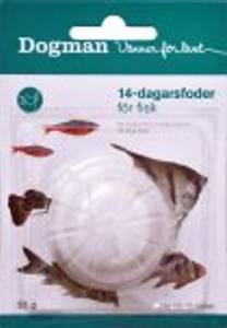 Bilde av 14-dagersfôr for fisk