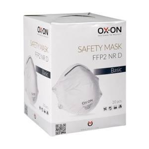 Bilde av OX-ON støvmaske FFP2