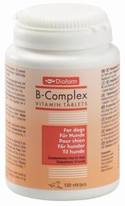 Bilde av B-Vitamin Tabletter 130stk
