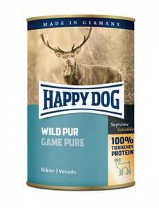 Bilde av Happy Dog Boksemat, 100% Vilt, 400g