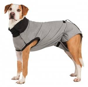Bilde av Beskyttelse Drakt Hund s/m 40cm grå